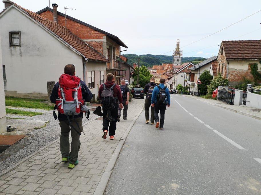 Hodočašće članova u Mariju Bistricu